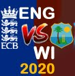 West Indies tour of England, 2020